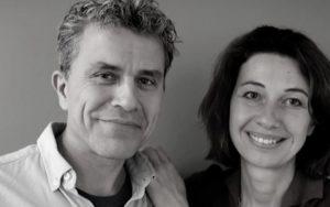 Silvia Seres Og Eldar Skjørten