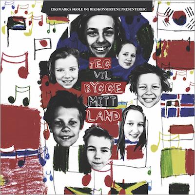 CD Cover Til Jeg Vil Bygge Mitt Land